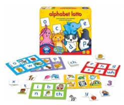 Alphabet Lotto